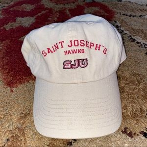 NEVER WORN Saint Joseph's University hat